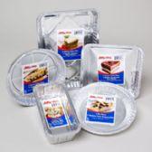 108 Units of Aluminum Bakeware Floor Display 5asst - Kitchen