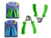 "72 Units of GRIP BARS 2PC 4.25""L BLUE GREEN - Hardware Products"