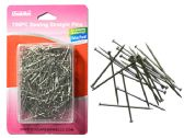 96 Units of 700 Piece Sewing Straight Pin - Sewing Supplies