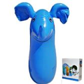 24 Units of INFLATABLE PUNCHING BAG ELEPHANT - Inflatables