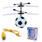 12 Units of FLYING TOY SOCCER BALL
