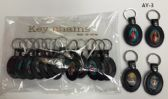 150 Units of Keychains Assorted