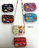 180 Units of GIRL COIN PURSES ASSORTED COLOR SESAME STREET