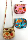 180 Units of GIRL COIN PURSES ASSORTED COLOR FRUIT