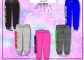 48 Units of Ladies Solid Color Printed Capri Pants
