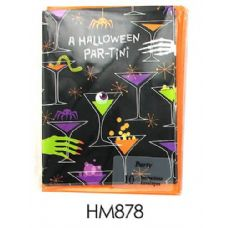 "144 Units of Halloween ""Par-Tini"" invitations"