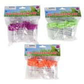 24 Units of 3 Pack Bug Collections Bucket - Animals & Reptiles