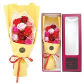 40 Units of Soap Rose Window Box