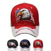 36 Units of American Eagle Baseball Cap
