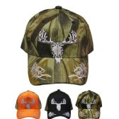 36 Units of Deer Hunting Baseball Cap