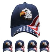 36 Units of Eagle Baseball Cap