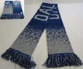24 Units of KNITTED SCARF WITH FRINGE [DALLAS] DIGITAL FADE