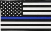 36 Units of 3'X5' BLUE LIVES MATTER FLAG