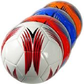 20 Units of OFFICIAL SIZE PATTERNED SOCCER BALLS