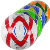 20 Units of OFFICIAL SIZE COLORFUL LOOP SOCCER BALLS