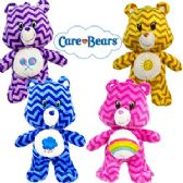 48 Units of PLUSH CARE BEAR CHEVRON COLLECTION