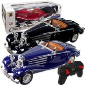 24 Units of REMOTE CONTROL CLASSIC VINTAGE CARS