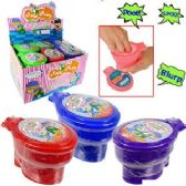 72 Units of WHOOPEE TOILET NOISE PUTTY