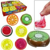 108 Units of SCENTED FRUIT SLIME - Novelty Toys