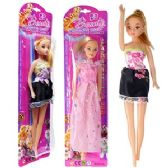 36 Units of BEAUTY VOGUE GIRL FASHION DOLLS