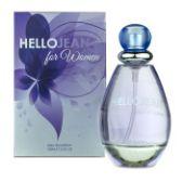 24 Units of Womens Hello Jean Perfume 100 ml / 3.4 oz. Sprays