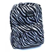 "40 Units of 16.5"" Zebra Prints Backpack For Girls Assorted Colors - Backpacks"