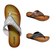 30 Units of Women's Rhinestone Sandals - Women's Flip Flops