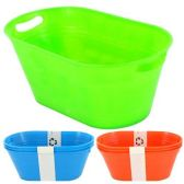 48 Units of Wholesale 3Pc Oval Basin Basket Storage Tray