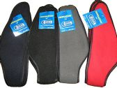 12 Pack of excell Fleece Headbands, Assorted Colors, One Size Fits All