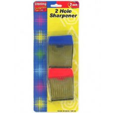 72 Units of Two-hole sharpener set - Sharpeners