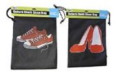 48 Units of Printed Drawstring Shoe Bags - Travel & Luggage Items