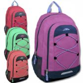 "24 Units of Trailmaker 19 Inch Optimum Backpack - Girls - Backpacks 18"" or Larger"