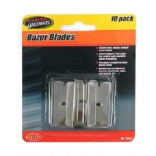 72 Units of Razor blade value pack - Box Cutters and Blades
