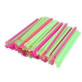 48 Units of 50 pack Spoon Drinking Straws - Straws and Stirrers