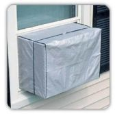 144 Units of Outdoor Window A/C Cover Air Conditioner Protects Window-style Air Conditioners From Dirt and Debris in the Off-Season