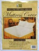 36 Units of Twin Fitted Vinyl Mattress Cover Bed Protetctor