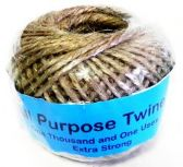 36 Units of All Purpose Jute Twine - ROPE/TWIN