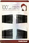 72 Units of Bobby Pins 100 pack - Boby Pins