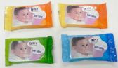 48 Units of Baby Wipes Travel Pack 10 Piece