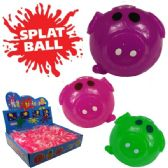 144 Units of SPLAT BALL PIG
