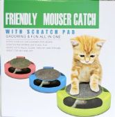 12 Units of Friendly Mouser Catch Cat Toy