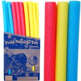 40 Units of Swimming Noodles - SUMMER TOYS