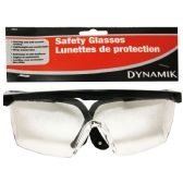 72 Units of SAFETY GLASSES