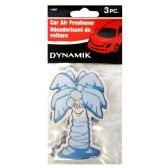 72 Units of DYNAMIK Brand Car Freshener - Auto Cleaning Supplies