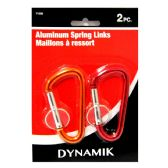 """72 Units of 2 PIECE 3"""" BRIGHT SPRING LINKS"""