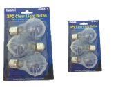 48 Units of Light Bulb 3pc 40watt Clear - LIGHTBULBS