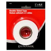 72 Units of DOUBLE SIDED TAPE 24MM X 2.54M