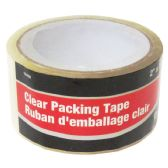 36 Units of CLEAR PACKING TAPE 40M