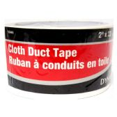 24 Units of CLOTH DUCT TAPE WHITE 7M - Tape
