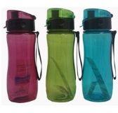 24 Units of WATER BOTTLE 600 ML/ 20 OZ - Drinking Water Bottle